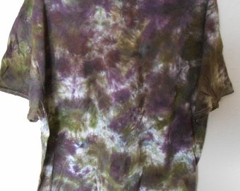 100% cotton Tie Dye Tshirt MM2X12 size 2X