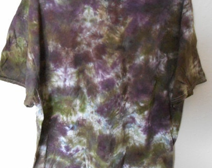 100% cotton Tie Dye Tshirt MM2X12 size 2X