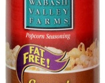 Wabash Valley Farms 77805 Sweet Caramel Popcorn Seasoning
