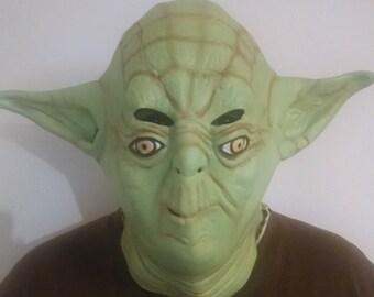Star Wars Yoda mask (5 masks)