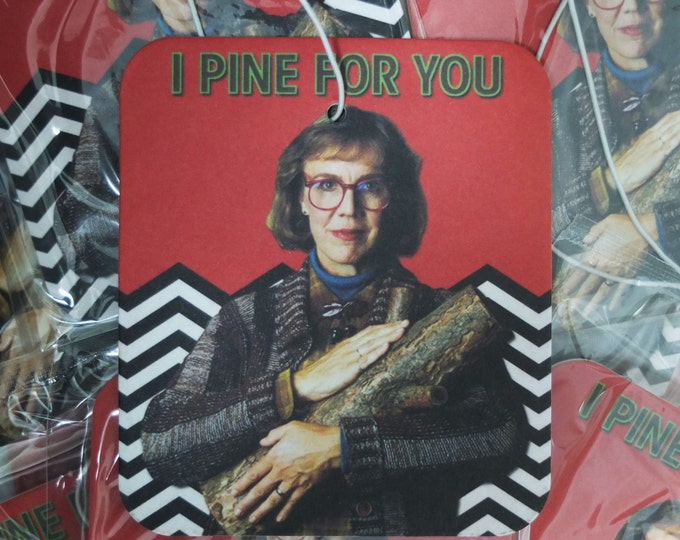 LOG LADY Air Freshener - Pine Scented