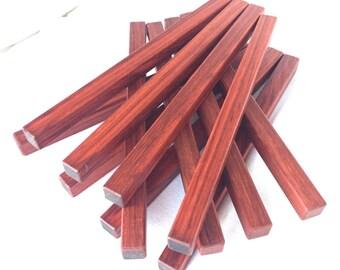 Padouk Toy Blocks