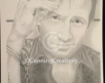 David Duchovny - Limited Edition Prints