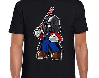 Star Wars - Mario Darth