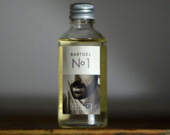 Bart oil No. 1 (50 ml), fragrance-free