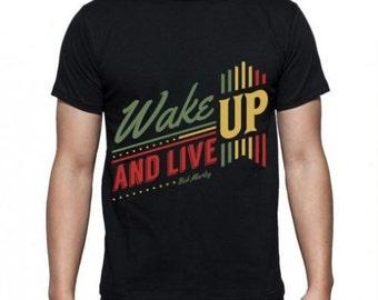 Bob Marley, Reggae Tee shirt.