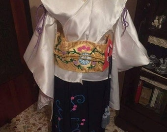 Yuna - Final Fantasy X - Cosplay Costume