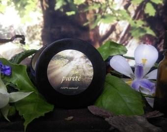 Purete' organic anti-aging,hydrating eye cream