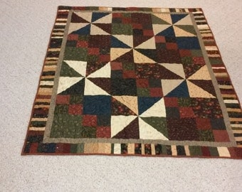 Country Comfort Sofa Quilt