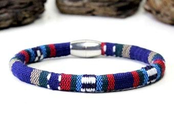 Mens Rope Bracelet, Mens Bracelet, Rope Bracelet, Braided Bracelet, Woven Bracelet, Unique Handmade, Natural Hemp rope, woven bracelets