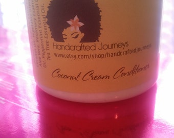 Coconut Cream Conditioner 8oz 4.99