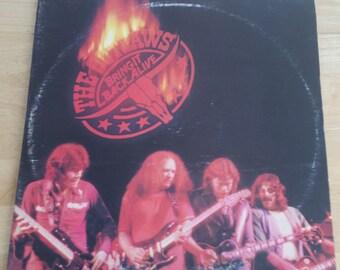 The Outlaws - Bring It Back Alive - AL 8300 - 1978 - Original STERLING pressing - 115 gram - VG+