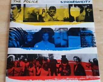 The Police - Synchronicity - SP-3735 - 1983 - 1st US Pressing - Masterdisk - Rare Translucent Purple - 115 grams - VG+