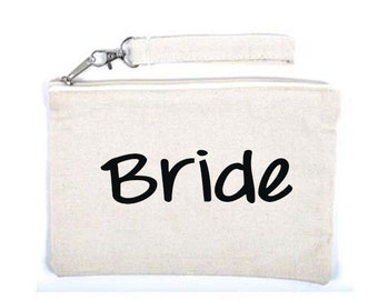 Bride Makeup Cosmetic Bag