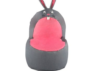 Rabbit Bean Bag Chair