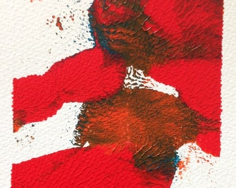 small, original abstract painting (2)