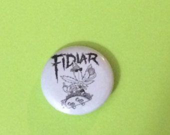 "1"" FIDLAR Button"