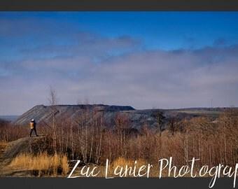 Centralia Photo, Centralia PA, Wheat Field Photo, Field Photo, Nature Photo, Natural Photo, Fall Field Photo, Classic Field Photo, Wall Art