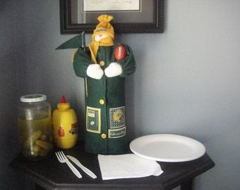 Green Bay Packer Character