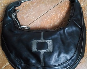 SALE!!! Vintage Angela Adams Leather Hobo Bag! SALE!!!