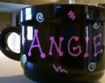 Personalized Oversized Mug