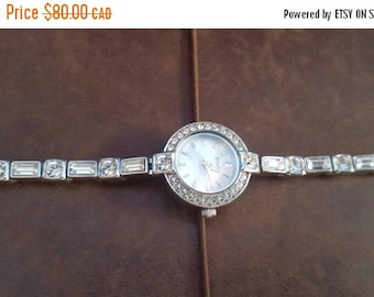 ON SALE Vintage Women's Bulova Watch