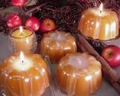 9 oz Bundt Cake Candles-Baked Apple Pie 6 Pack