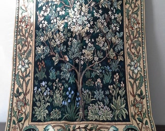 Tree of Life Tapestry Wall Hanging