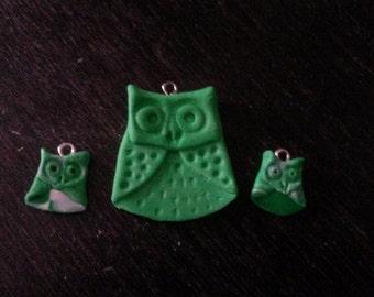Owls set green