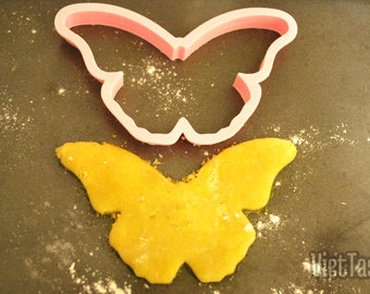 3D Printed Animal Cookie Cutter (Butterfly)