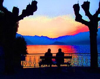 Unspoken beauty, Lake Como, Italy