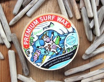 Natural SurfWax  Cool Made in France Sustainable Social Basque Country Biarritz Renewable Surf wax Ocean Sea Sports Accessories accessory