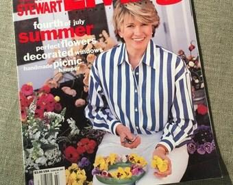 martha stewart living - issue 8