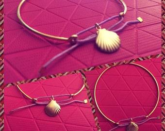Bracelet Lilas Gold-filled 14k