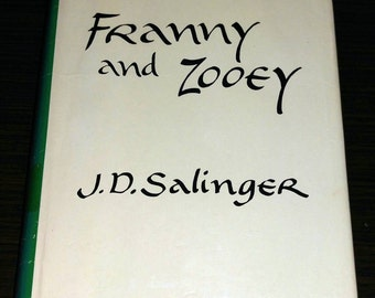 "J.D. Salinger, ""Franny & Zooey,"" 1st Edition/2nd Printing."