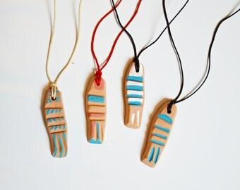 Fish necklaces 4