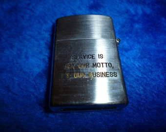 Collectable advertising lighter
