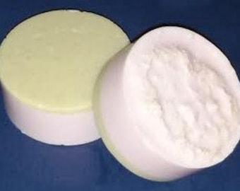 Strawberries & Cream Oatmeal Luffa Soap
