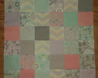Custom Baby Quilt - Made To Order