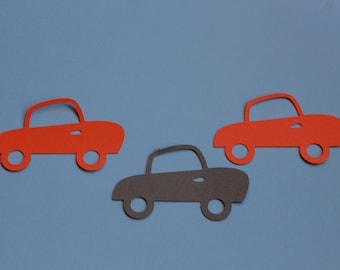10 PAPER CARS