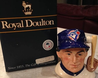 Toronto Blue Jays Royal Doulton
