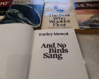 Farley Mowat Collection