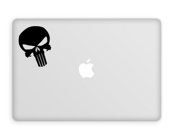 Punisher Decal - Marvel Comics, Car Decal, Laptop Stickers, Marvel Decals, Wall Decals