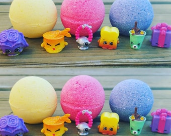 Kids Shopkins Surprise Bath Bombs season 7 now available