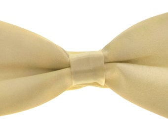 Ivory Babies Toddlers Pre-Tied Bow Tie