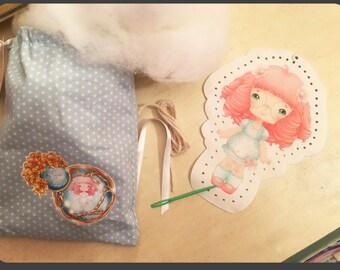 Kit couture enfant Mini Naoui