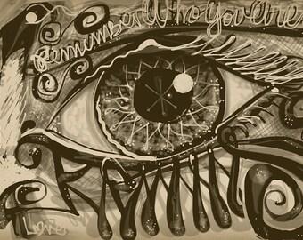 Remind's Eye Prints