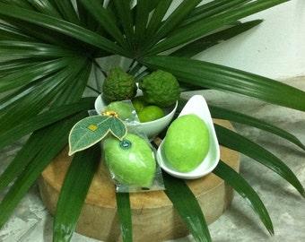 Madame Heng Lime Soap