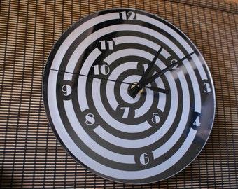 Choice, laser cut perspex acrylic clock