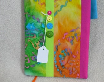 A5 notebook and cover